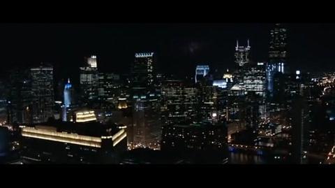Batman Begins - At Gordon's apartment