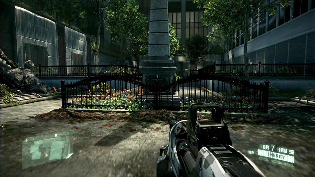 Crysis 2 - Easter Eggs