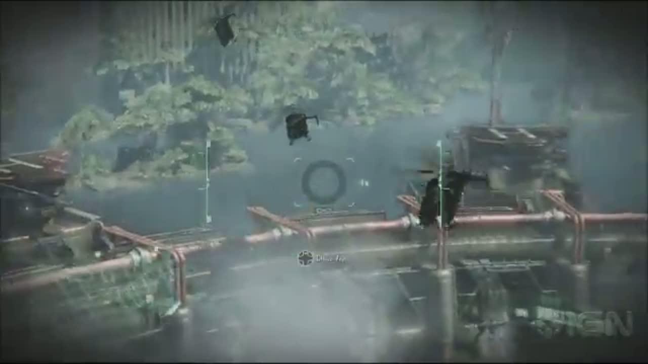 IGN Live Crysis 3 Demo - E3 2012