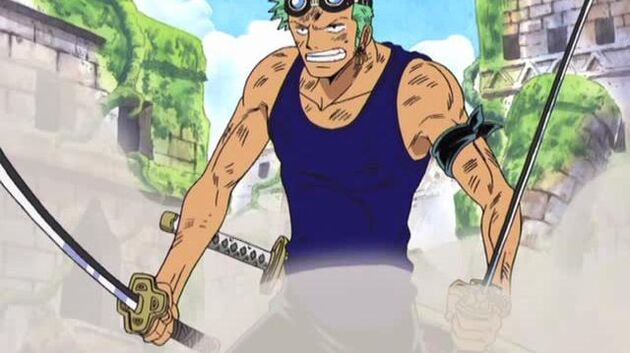 One Piece - Episode 176 - Climb Giant Jack! Deadly Combat in the Upper Ruins!