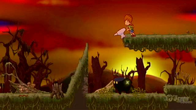 A Boy and His Blob Nintendo Wii Video - Video