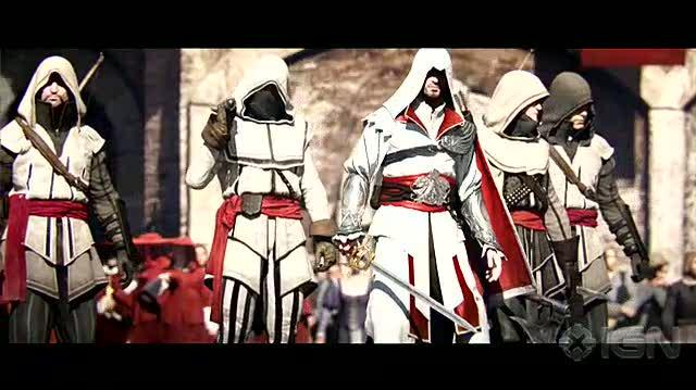 Assassin's Creed Brotherhood X360 - E3 2010 Interview