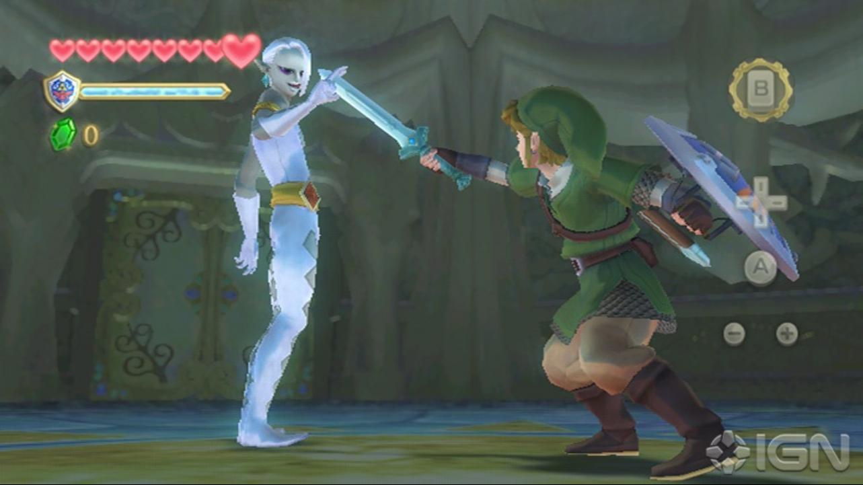 E3 2011 Skyward Sword Trailer