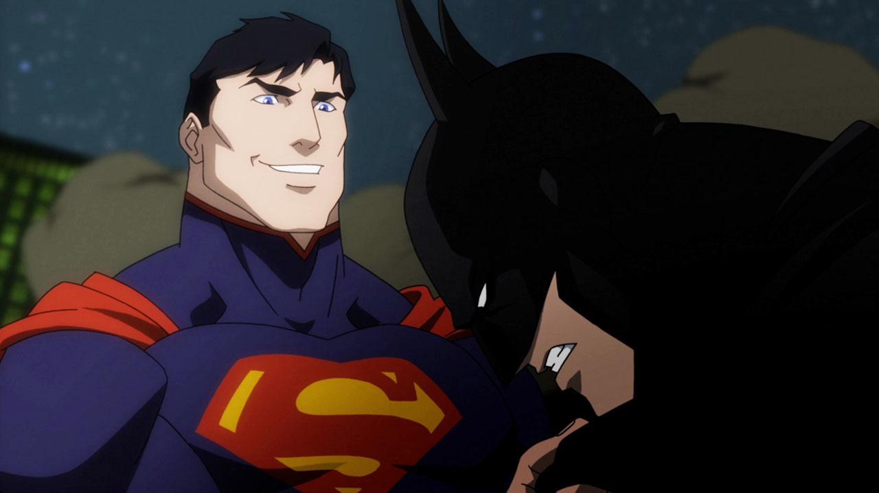Justice League War - Trailer Debut