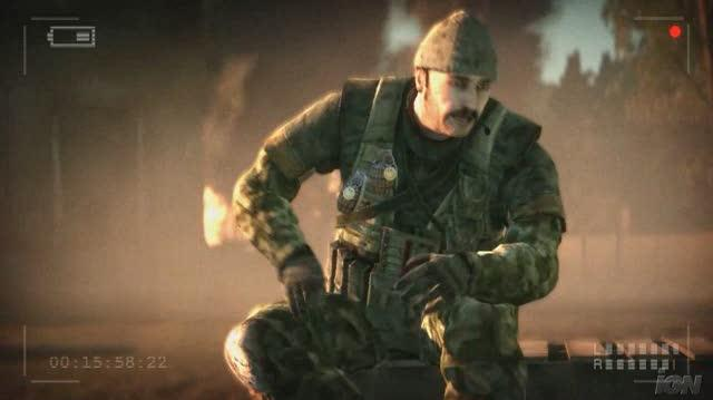 Battlefield Bad Company Xbox 360 Trailer - Hi Mom