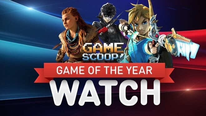 Game Scoop! 443 Game of the Year Watch 2017 Continues