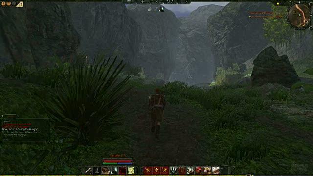 Age of Conan Hyborian Adventures PC Games Gameplay - Around Tortage
