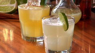 How to make a traditional margarita
