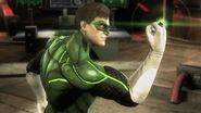 Injustice Gods Among Us - Green Lantern vs