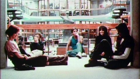 The Breakfast Club (1985) - Open-ended Trailer