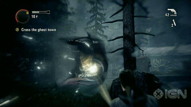 Alan Wake X360 - Walkthrough - Alan Wake - Nightmare Difficulty - Episode 3 - Evil Choo Choo