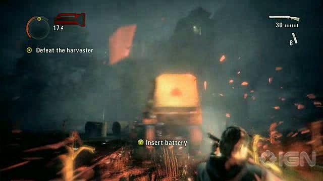 Alan Wake X360 - Walkthrough - Alan Wake - Nightmare Difficulty - Episode 4 - Valhalla