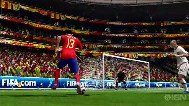 FIFA '10 World Cup X360 - USA vs
