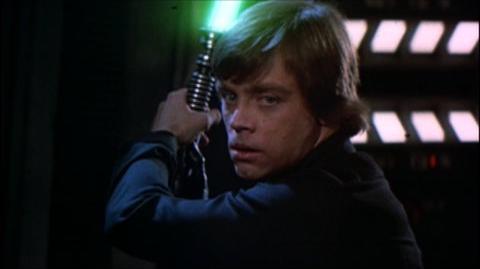 Star Wars Episode VI - The Return of the Jedi (1984) - Short Spot for Star Wars Return Of The Jedi