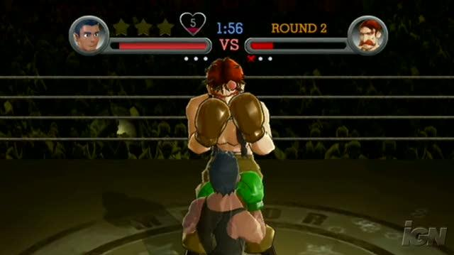 Punch-Out!! Nintendo Wii Gameplay 2009 05 07 2