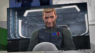 Star Wars Rebels - Kallus Reveal Video