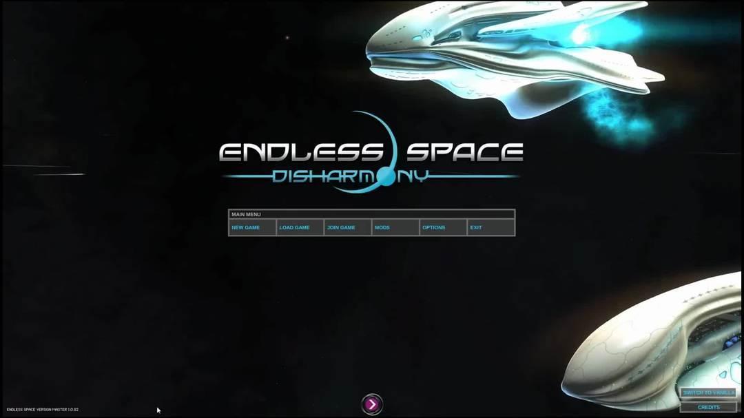 Twitch Tuesdays - Dev Showcase of Endless Space Disharmony