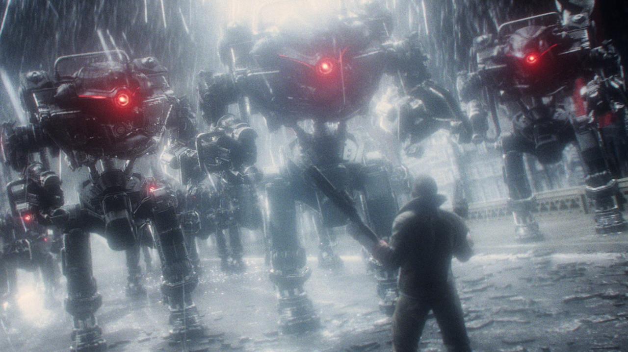 Wolfenstein The New Order Announcement Trailer
