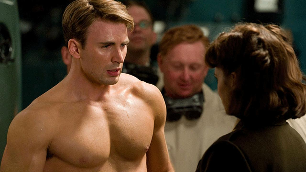 "Captain America ""Pledge"" TV Spot"