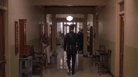 The Green Mile - Arriving at Hal's office