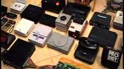 Groove's Essential Gaming Consoles & Memorbillia - In Formation