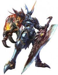 Nightmare Soul Calibur V