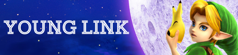 Young Link Banner