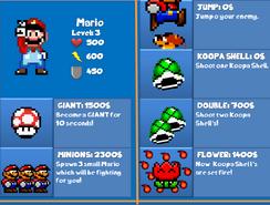 Mario - Final Game