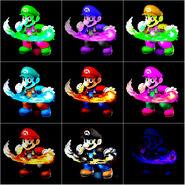 Mario SSU Swaps