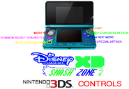 Nintendo 3DS Controls