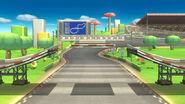 SSB Mario Circuit