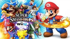 Ground Theme (Super Mario Bros.3) - Super Smash Bros