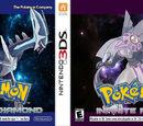 Pokémon Eternal Diamond and Infinite Pearl
