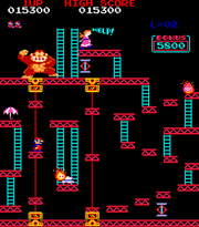 220px-Donkey Kong Screen 3