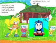 Sonichu Rosechu Save McIntire by Cwcipedia