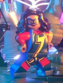LEGO Ms. Marvel (Kamala Khan)
