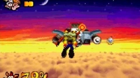 Crash Bandicoot XS - N. Gin