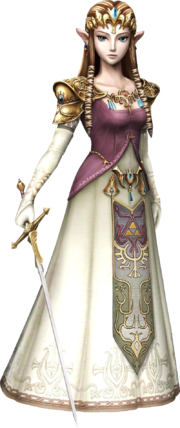 Princess Zelda (Twilight Princess)