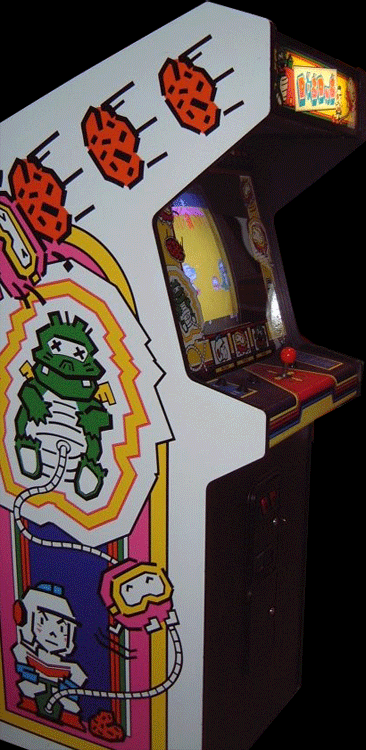 Dig Dug | Video Game History Wiki | FANDOM powered by Wikia