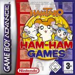 Hamtaro Ham Ham GamesEUboxart