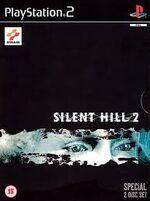 Silent Hill2 EUBoxart