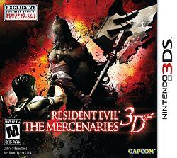 The Mercenaries 3DNA