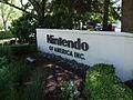 NintendoofAmericaHQSign