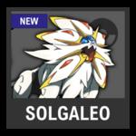 Super Smash Bros. Strife Pokémon box - Solgaleo