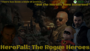 HeroFall TRH Poster