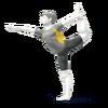 Super Smash Bros. Strife recolour - Wii Fit Trainer 10