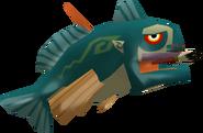 Fishman Figurine-WW