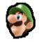 SSBStrife head icon - Luigi 0