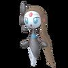 Super Smash Bros. Strife recolour - Meloetta-Aria 3