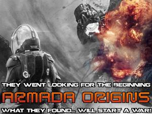 Armada Origins poster